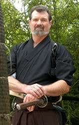 James Williams Sensei